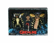 """NECA WINTER GREMLINS 2 Pack Christmas Carol 6"""" Action Figures Boxed set #2 B NEW"""