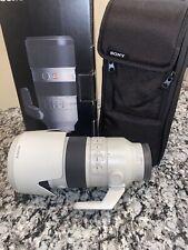 Sony FE 70-200mm F/2.8 Camera