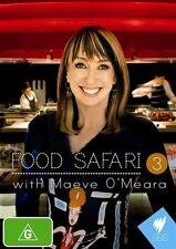 Food Safari - Series 3 NEW R4 DVD