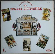 LA BELLE EPOQUE DES ORGUES LIMONAIRE LP