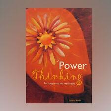 Power Thinking: Para Felicidad y Bienestar by Caterina Rando