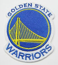LOT 0F (1) NBA GOLDEN STATE WARRIORS EMBROIDERED PATCH ITEM # 110