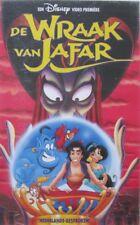 DE WRAAK VAN JAFAR - WALT DISNEY  - VHS