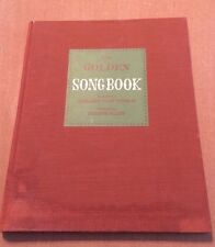 The Golden Songbook By Katharine Tyler Wessells from 1945