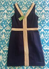 "LILLY PULITZER ""Bentley Shift Dress"" New W/Tags - Size 10 SOLD OUT IN STORES!"
