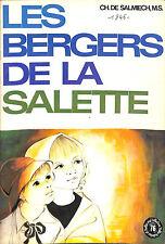 RELIGION LES BERGERS DE LA SALETTE 1966