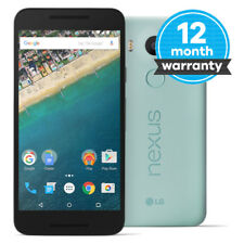 "Nexus 5X - 16GB - Ice Blue (O2) Smartphone - 5.2"" Touchscreen - Good Condition"