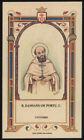 santino-holy card B.DAMIANO DE PORTU mercedario