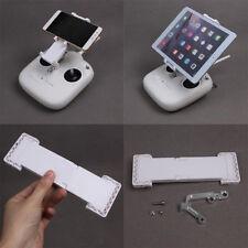 """Adjustable Mount Bracket Metal Flag Pole Holder For 4/3 5.5""""-10.1"""" Tablet Phones"""