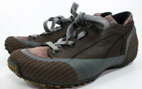 Tsubo Men's Athletic Tennis Hiking Walking Shoes Brown / Gray Size 9
