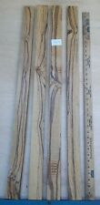 """Marble wood beautiful perfect for the craft 4 pc LOT 37"""" x 2 1/8"""" x 1"""""""
