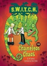 Chameleon Chaos (S.W.I.T.C.H.)-ExLibrary
