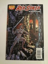 Red Sonja #12 - Dynamite Entertainment - 2005 - Cover B - Perez