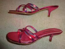 UNLISTED PINK SANDALS WOMEN'S SIZE 7