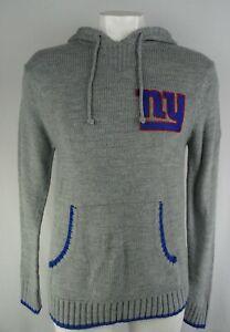 New York Giants NFL Hands High Men's Pullover Sweater