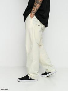 "Nike SB Pull-On Skate Chino Seersucker Trousers Men's Size L 36"" Cotton Blend"