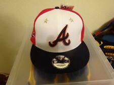 quality design 3e266 d7770 New Authentic Atlanta Braves All Star Game 2018 MLB Hat New Era 59Fifty  Snapback