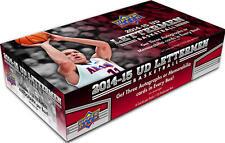 2014-15 Upper Deck Lettermen Basketball - Pick A Player