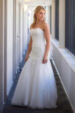 Tulle Regular Mermaid & Trumpet Wedding Dresses