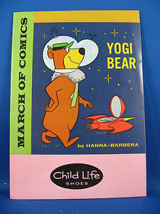 March of Comics 253 YOGI BEAR Fine 1963 Giveaway Comic