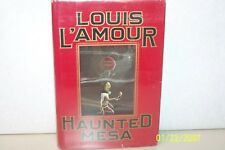 The Haunted Mesa Louis l'Amour USA 1987 hardcover W/jacket English first edition