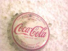 LOT X 25 COCA-COLA bottle caps COLOMBIA and SPAIN L3-2018 COCA COLA COKE