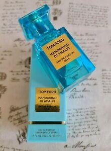 Tom Ford Mandarino Di Amalfi Eau De Parfum 1.7 Oz 50 Ml  New in Box Sale!