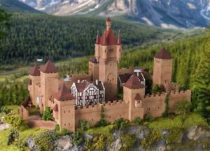 Vollmer 49910 HO Burg aus dem Mittelalter#NEU in OVP#