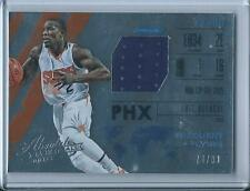 2015-16 Absolute Eric Bledsoe Frequent Flyer Materials /99