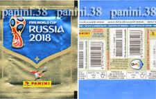 "Pochette FRENCH HORIZONTAL BACK ""WC RUSSIA 2018""bustina, packet, tüte PANINI"