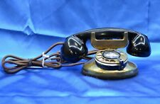 Art Deco Antique Vintage Monophone Automatic Electric Company Rotary Telephone