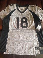 PEYTON MANNING DENVER BRONCOS Nike Gridiron Gray Limited Womens Jersey XXL - NWT
