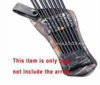 Super Sportsman Outdoor Archery Bow Arrow Holder Belt Quiver Tubes Strap