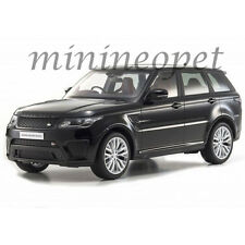 KYOSHO C09542BK RANGE ROVER SPORT SVR CLOSED BODY 1/18 MODEL CAR BLACK