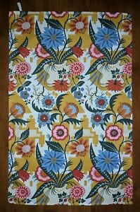 James Leman cotton tea towel from the V&A Museum