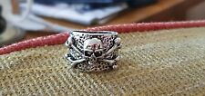 Mens skull ring. Size 10