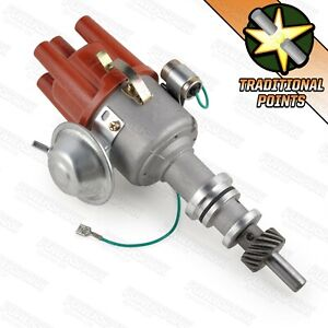 Powerspark Points Distributor Ford Pinto OHC 4 Cyl Engine