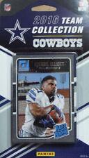 Dallas Cowboys 2016 Donruss Team Set Ezekiel Elliott DAK Prescott Rated Rookies