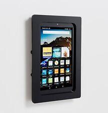 """Amazon Fire 7"""" Anti-Theft Black Wall Mount Kit for Kiosk, POS Store Show Display"""