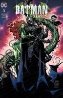BATMAN WHO LAUGHS #3 PERKINS VARIANT DC COMICS JOKER ROBIN HUSH JIM LEE HOMAGE