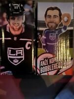 2019-20 LOS ANGELES KINGS DODGERS BLUE JERSEY GLOVE ANZE KOPITAR BOBBLEHEAD SGA