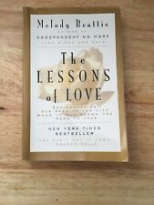 THE LESSONS OF LOVE - BEATTIE, MELODY - Pre-Owned PAPERBACK BOOK