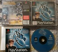 The Weakest Link Sony PlayStation 1 PS1 PSOne Complete PAL Black Label