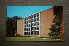 Vintage Postcard Fant Memorial Library, Mississippi State College For Women