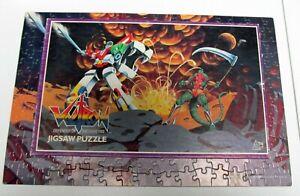 Vintage Presto Magix - Voltron Defender of the Universe 200 Piece Jigsaw Puzzle