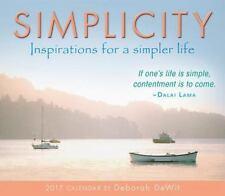 Simplicity 2017 Boxed/Daily Calendar