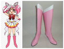 Sailormoon Sailor Moon Rini Chibi Cosplay Costume Boots Boot Shoes Shoe