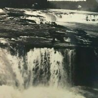 Oregon City Oregon Vintage Early 1900s Falls of the Williamette Stereoview