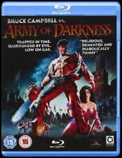 Army of Darkness Evil Dead 3 Bruce Campbell Movie 1993 Blu-ray BD 15