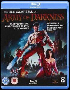 ARMY OF DARKNESS (1992) Region B [Blu-ray] The Evil Dead 3 Three Bruce Campbell
